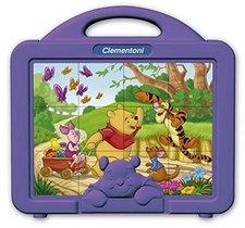 Clementoni Winnie the Pooh Würfelpuzzle (12 Teile)