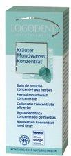 Logona Logodent Kräuter Mundwasser Konzentrat (50 ml)