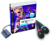 SingStar Vol.2 + Mikrofone (PS3)