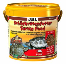JBL Tierbedarf Schildkrötenfutter (2,5 l)