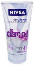NIVEA Diamond Gloss Styling Gel (150 ml)