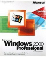 Microsoft Windows 2000 Professional Upgrade OEM (DE)