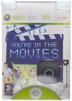 You're in the Movies + Kamera (Xbox 360)