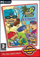 Rocket Power Extreme Arcade Games (PC)