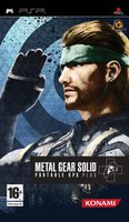 Metal Gear Solid - Portable Ops Plus (PSP)
