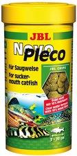 JBL Tierbedarf Novo Pleco Chips (100 ml)
