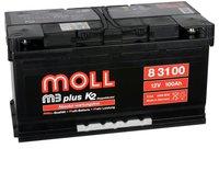 MOLL M3 plus K2 Doppeldeckel 12V 95Ah (83095)