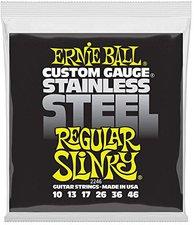 Ernie Ball Stainless Steel Regular Slinky .010 - .046