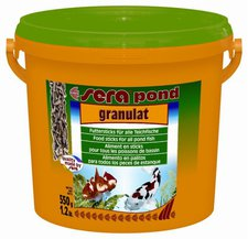 Sera Pond Biogranulat 3000 ml (460 g)
