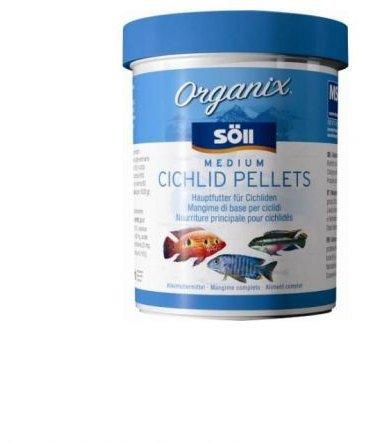 Söll Organix Medium Cichlid Pellets (490 ml)