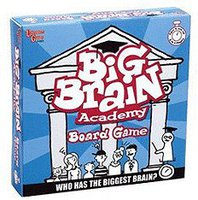 University Games Big Brain Academy - Das Brettspiel