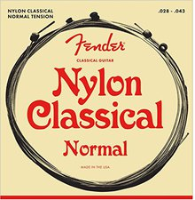 Fender Nylon Classical (130 Clear)