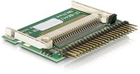 DeLock Card Reader IDE 44pin Stecker zu Compact Flash (91655)