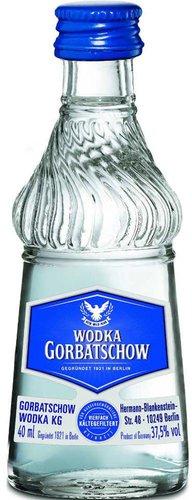 Wodka Gorbatschow 0,04l 37,5%
