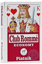 Piatnik Club Rommé Karten