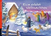 Kaufmann Verlag Rica erlebt Weihnachten Adventskalender