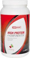 Mark Warnecke Perform + protein Cranberry Pulver 600g