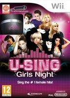 U-Sing: Girls Night + Mikrofon (Wii)