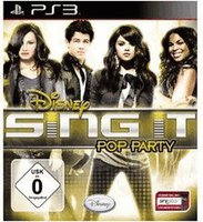 Disney Sing It: Pop Party (PS3)