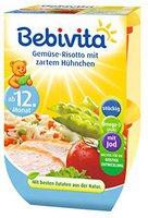 Bebivita Gemüse-Risotto mit Huhn (2 x 250 g)