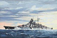 Revell Battleship Bismarck (05098)