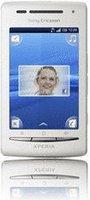 Sony Xperia X8 Weiß ohne Vertrag