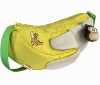 Hama Junior Kindergartentasche Banane groß
