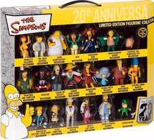 United Labels The Simpsons - Simpsons Sammelfiguren