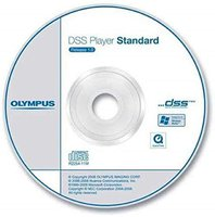 Olympus DSS Player Transkriptions-Modul Software