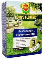 Compo MV Rasen Floranid mit Moosvernichter 6 kg