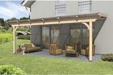 Skanholz Terrassenüberdachung Ravenna 648 x 300 cm