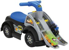 Fisher-Price DC Friends Batman Rennbahn & Motorrad