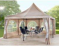 Grasekamp Lounge-Pavillon Ersatzdach 4 x 4 m