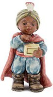 M.I.Hummel Kinderkrippe Kaspar (10,5 cm)