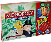 Hasbro Monopoly Electronic Banking London (englisch)