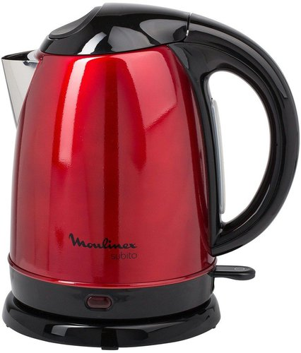 Moulinex Subito Rot BY 5305 1,7 Ltr.