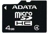 A-Data microSDHC 4GB Class 4 (AUSDH4GCL4-R)