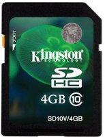Kingston SDHC Video 4GB Class 10 (SD10V/4GB)