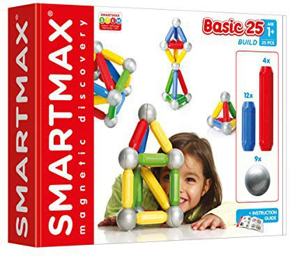Smart Games SmartMax Basic 25 Teile Set (SMX301)