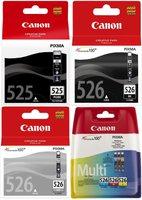 Canon CLI-526 Multipack 6-farbig