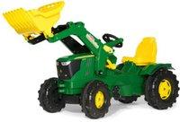 Rolly Toys rollyFarmtrac John Deere 6210 R mit rollytrac Lader
