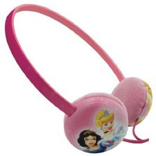 Cirkuit Planet Disney Princess Headphones