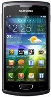 Samsung Wave 3 (S8600) Metallic-Schwarz ohne Vertrag