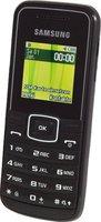 Samsung E1050 Schwarz ohne Vertrag