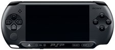 Sony PSP Street E1000 (schwarz)