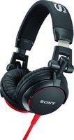 Sony MDR-V55 (schwarz/rot)
