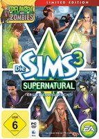Die Sims 3: Supernatural - Limited Edition (Add-On) (PC/Mac)