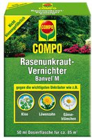 Compo Rasenunkraut-Vernichter Banvel M Konzentrat 50ml