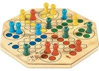 Breimeir XXL-Spiel Holz-Ludo (61002014)