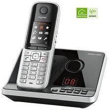 Gigaset SX810A ISDN Single stahlgrau